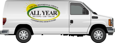 All Year's Service Van
