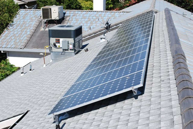 All Year AH Installs Solar Panels!