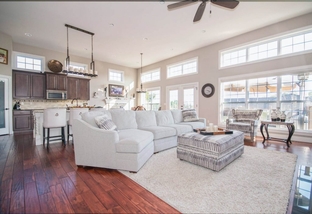 If you live in Sacramento, you know how hot it can be inside in mid-summer. A whole house fan installation with a bunch of ceiling fans all around your home can really make a difference.